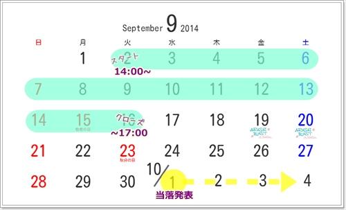 嵐コンサート2014の応募方法!申込内容・注意点を徹底解説!