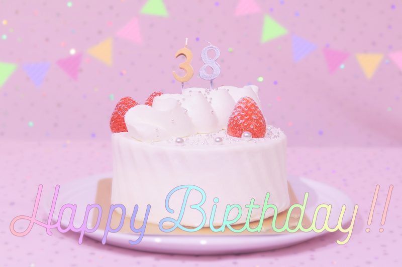 櫻井翔♡38歳お誕生日おめでとう!嵐ソングでお祝いだ【0:00企画】